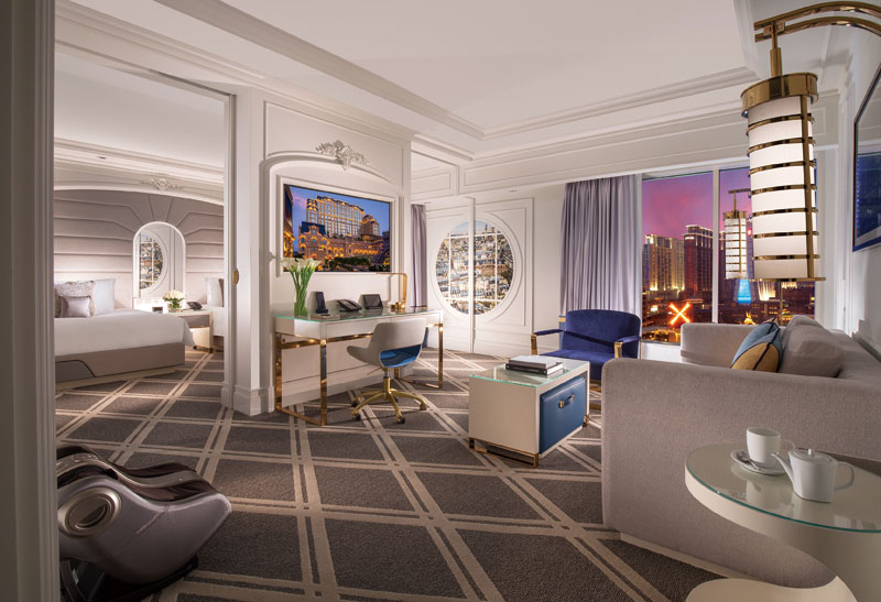 Champagne Suite, The Parisian Macao