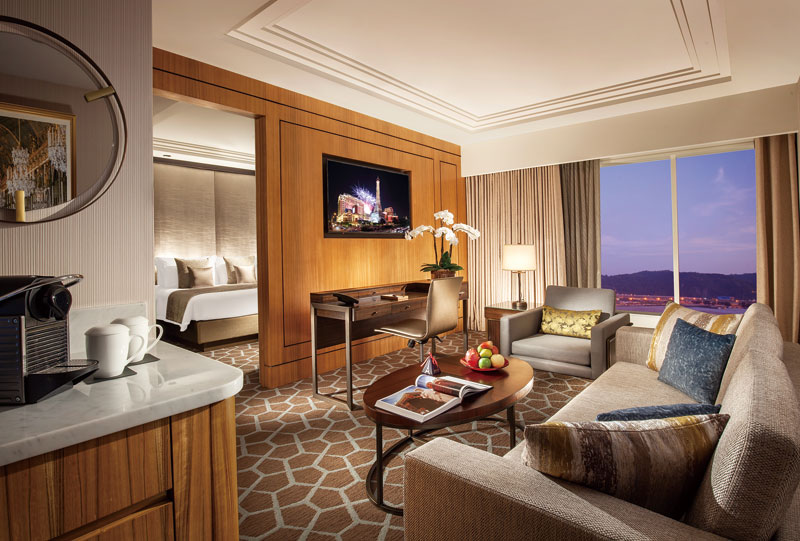 Lyon Suite, The Parisian Macao