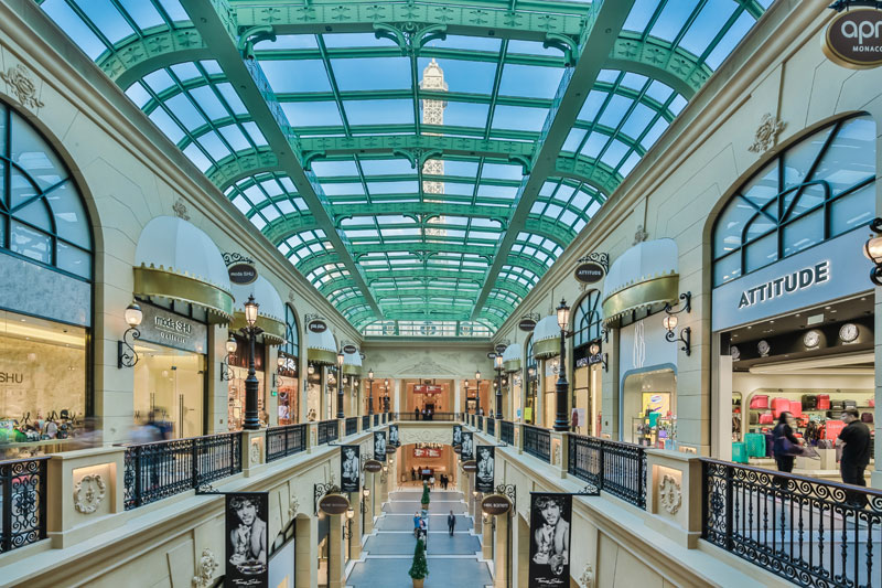 Shoppes at Parisian
