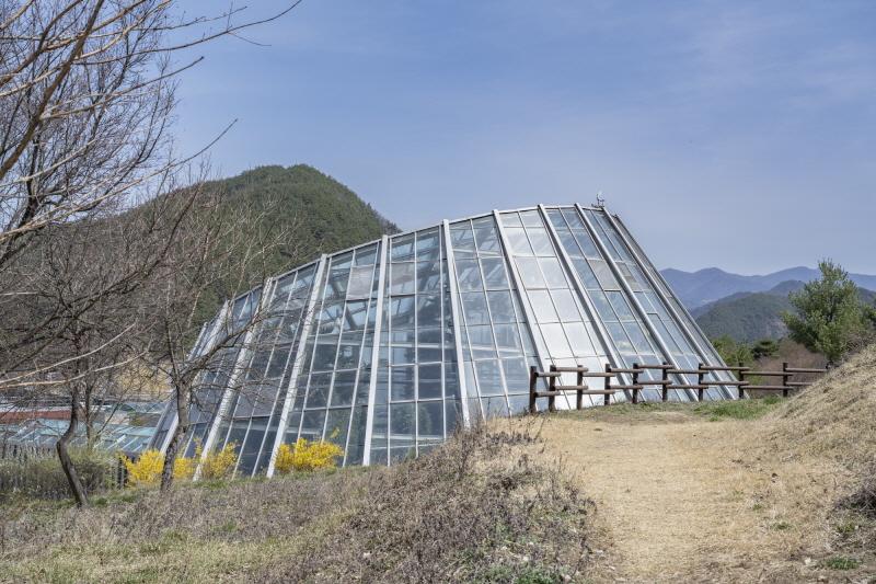 반디랜드 온실 식물원